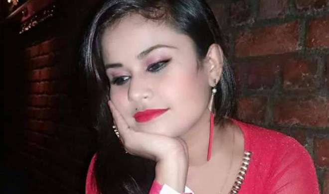 भोजपुरी अभिनेत्री अंजली श्रीवास्तव ने पंखे से लटककर की खुदकुशी