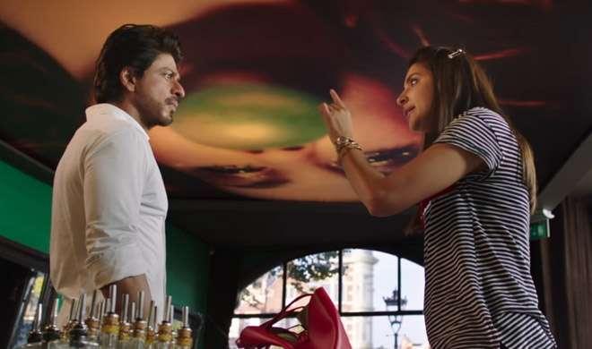'Jab Harry Met Sejal' Trailer 3: जब अनुष्का पर भड़क पड़े शाहरुख खान