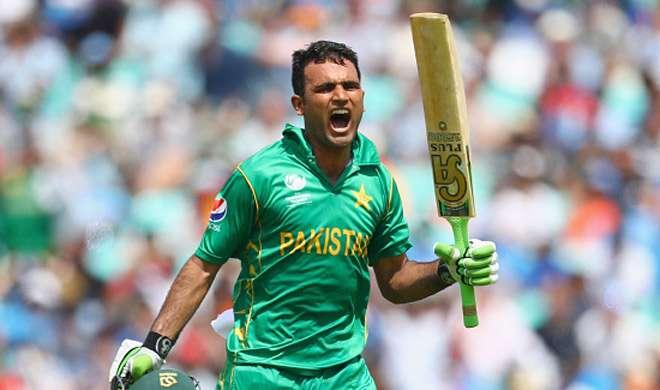 ICC Champions Trophy Final: फखर की सेंचुरी, पाकिस्तान ने बनाए 338 रन