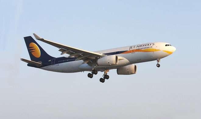 सऊदी से भारत आ रहे जेट एयरवेज विमान की बीच उड़ान में बच्चे का जन्म - India TV