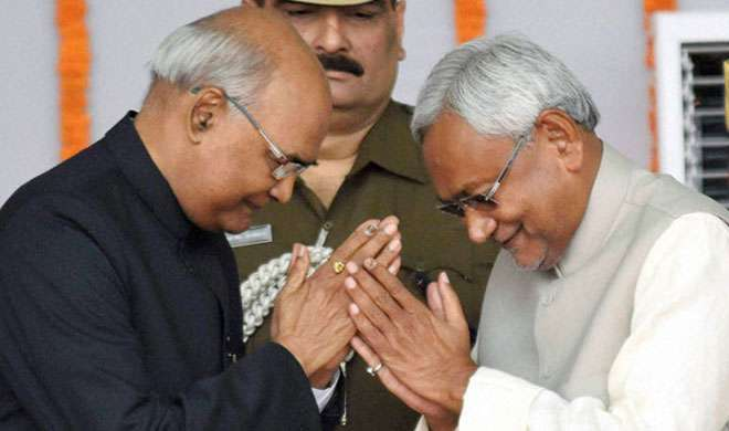 बिहार में राष्ट्रपति चुनाव को लेकर बैठकों का दौर शुरू