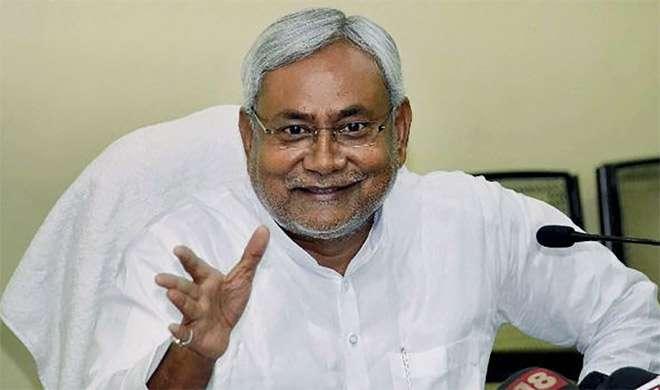 राज्यपाल कोविंद को राष्ट्रपति उम्मीदवार बनाया जाना खुशी की बात: नीतीश कुमार - India TV