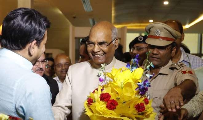 राष्ट्रपति चुनाव: PM मोदी से मिले रामनाथ कोविंद, कहा सभी पार्टियों से समर्थन मांगूंगा