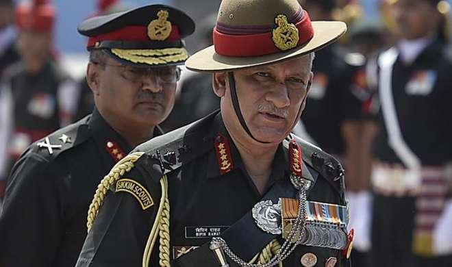 अमरनाथ हमले के बाद सेना प्रमुख ने सुरक्षा इंतजाम का जायजा लिया