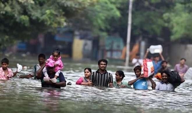 त्रिपुरा में बाढ़, 2000 से ज्यादा परिवार विस्थापित - India TV