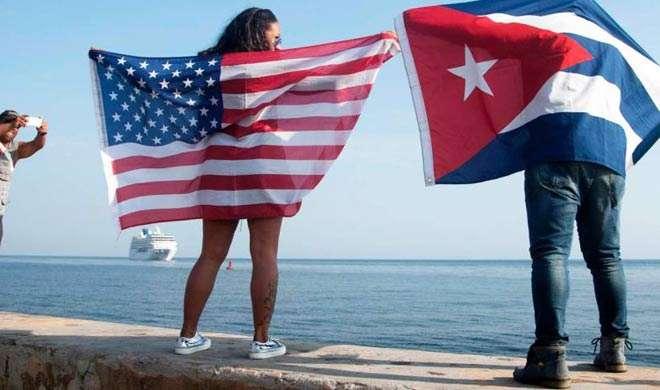 क्यूबा ने कहा- दबाव में अमेरिका से कोई बात नहीं करेगा - India TV