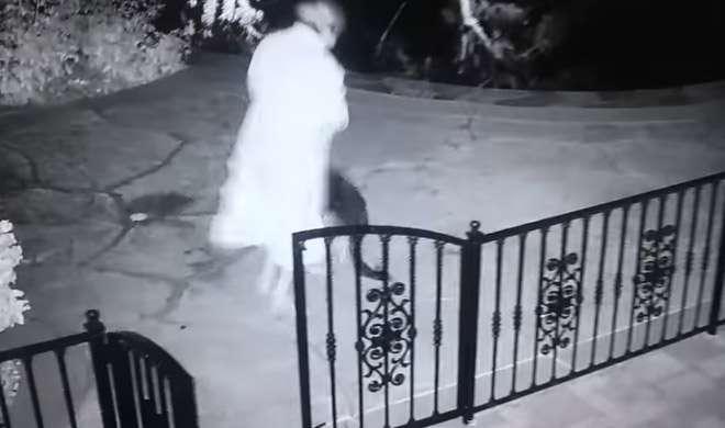 VIDEO: खिलौना समझ सांप को उठा उड़े महिला के होश, रॉकेट की गति से उलटे पैर भागी