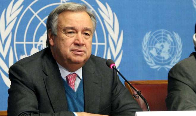मोसुल पर पुन: नियंत्रण आतंकवाद के खिलाफ एक महत्वपूर्ण कदम: UN