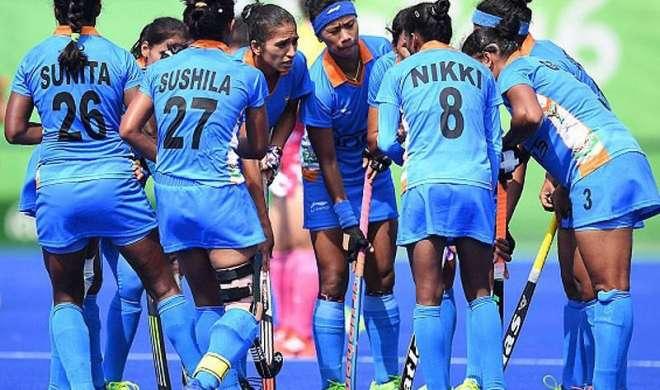 महिला हाकी विश्व लीग: भारतीय टीम अमेरिका से 4-1 से हारी