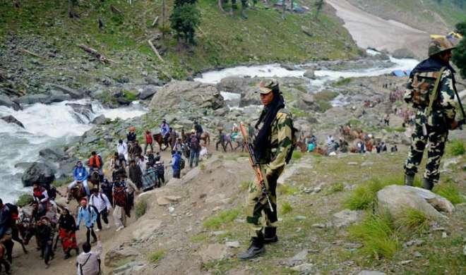 अमरनाथ यात्रा: आतंकी हमले से नहीं डरे भक्त, जम्मू से तीन हजार यात्रियों का जत्था रवाना