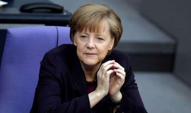 एंजेला मर्केल ने शरणार्थी सीमा तय करने का प्रस्ताव खारिज किया
