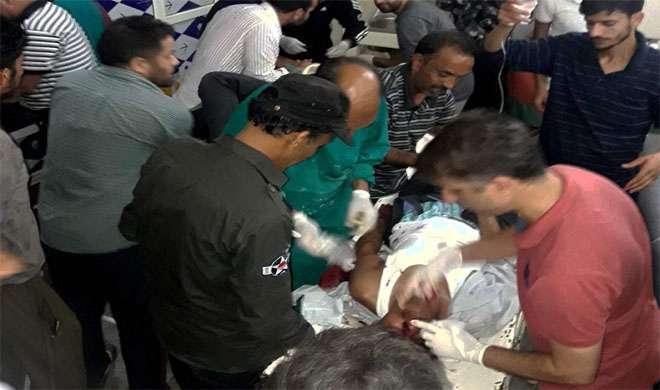 अमरनाथ हमला: डॉक्टरों के whatsapp ग्रुप ने बचाई आतंकी हमले के शिकार तीर्थयात्रियों की जान - India TV