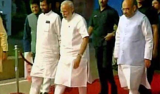 भाजपा आज तय कर सकती है उपराष्ट्रपति उम्मीदवार का नाम