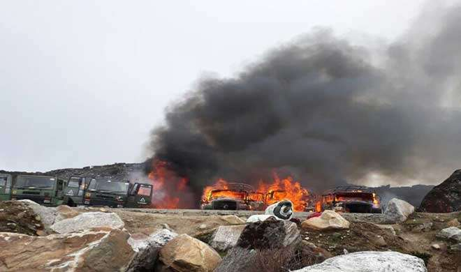 वायरल खबर की पड़ताल: क्या चीनी हमले में भारत के 158 जवान शहीद हो गए? जानें बॉर्डर पर हुए चीनी हमले का सच - India TV