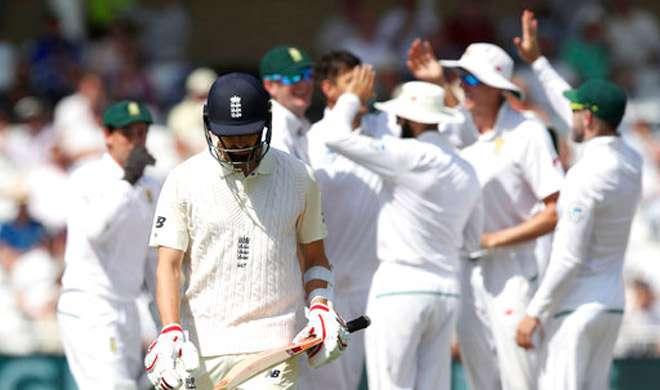 नॉटिंगम टेस्ट: साउथ अफ्रीका की इंग्लैंड पर बड़ी जीत, सीरीज बराबर - India TV