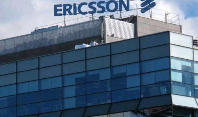 Ericsson ने IOT एप्लिकेशन के लिए शुरू की नेटवर्क सेवाएं