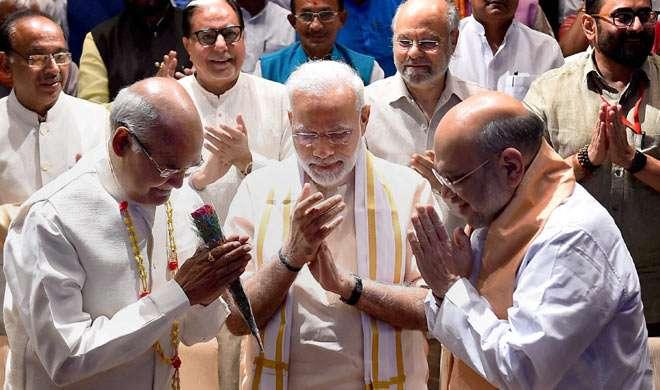 PM मोदी को कोविंद की जीत का भरोसा, राष्ट्रपति चुनाव की पूर्व संध्या पर दी बधाई - India TV