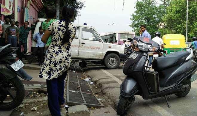 लखनऊ में शक्ति भवन के पास मिला संदिग्ध बैग, मचा हड़कंप - India TV