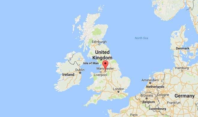 ब्रिटेन: मैनचेस्टर में मस्जिद पर संदिग्ध हमला, जलने से हुआ भारी नुकसान