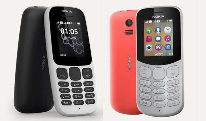 Nokia ने लॉन्च किए 2 बेहद ही सस्ते फोन, जानें कीमत और फीचर्स - India TV
