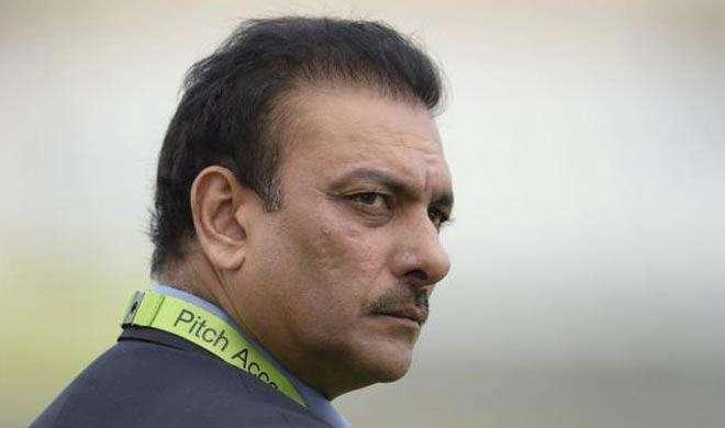 रवि शास्त्री को मिली टीम इंडिया के मुख्य कोच की जिम्मेदारी, जहीर खान गेंदबाजी कोच होंगे