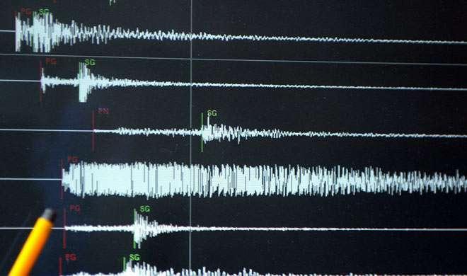 जापान के कागोशिमा प्रांत में 5.2 तीव्रता का भूकंप