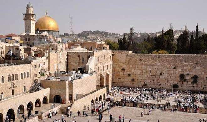 यरूशलम के पवित्र स्थल को किया गया बंद, लोगों ने जाहिर किया गुस्सा