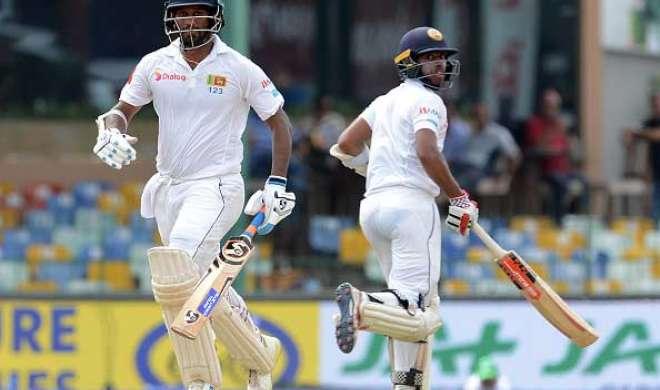 कोलम्बो टेस्ट: करुणारत्ने, मेंडिस टिके, श्रीलंका के चाय तक 1 विकेट पर 118 रन