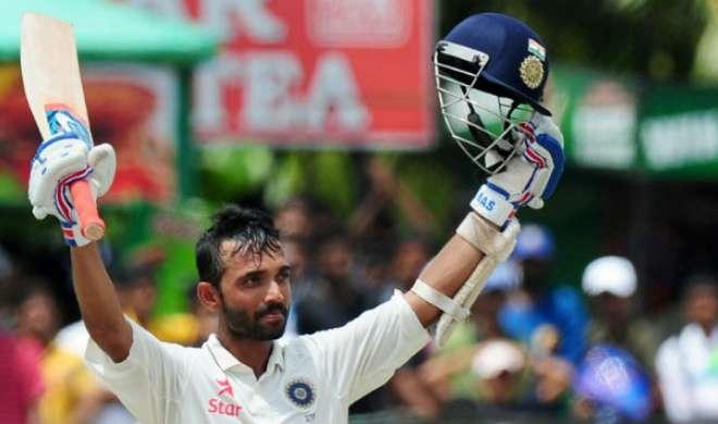 श्रीलंकाई गेंदबाजों पर हावी होने पर था ध्यान: रहाणे