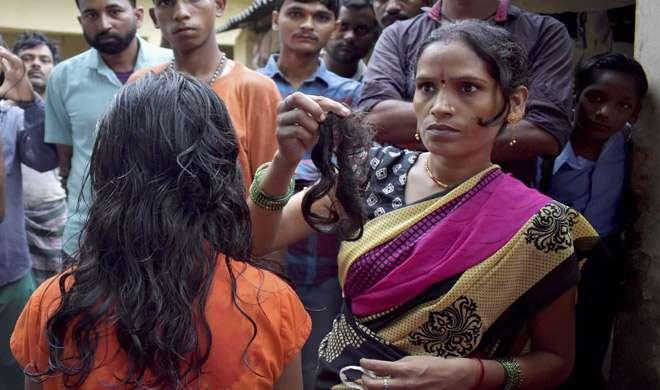 चोटी काटने की घटना ने पूरे गांव में खौफ पैदा के लिए चित्र परिणाम