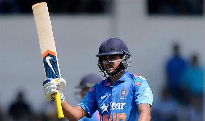 श्रीलंका ODI सीरीज: इस दिग्गज बल्लेबाज का पत्ता कटेगा, मनीष पांडे आएंगे वापस?