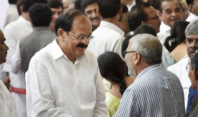 जानें, भारत के अगले उपराष्ट्रपति वेंकैया नायडू के बारे में 10 खास बातें