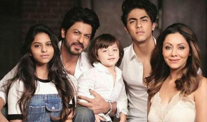 शाहरुख खान नहीं चाहते उनके बच्चे जल्द हो बड़े