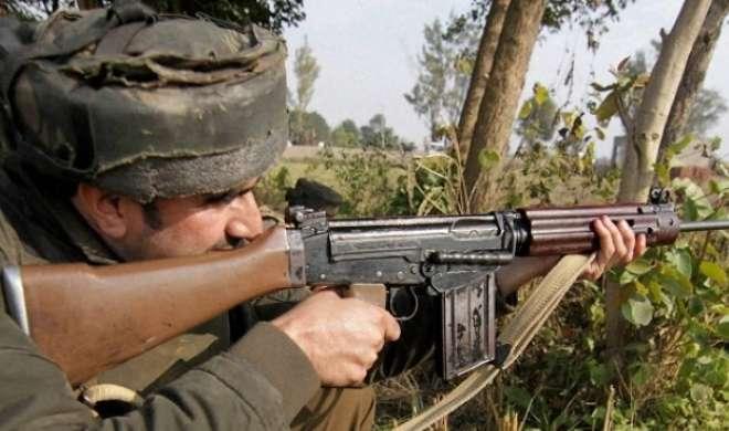 जम्मू-कश्मीर में घुसपैठ की बड़ी कोशिश नाकाम, सुरक्षा बलों दो आतंकियों को मार गिराया