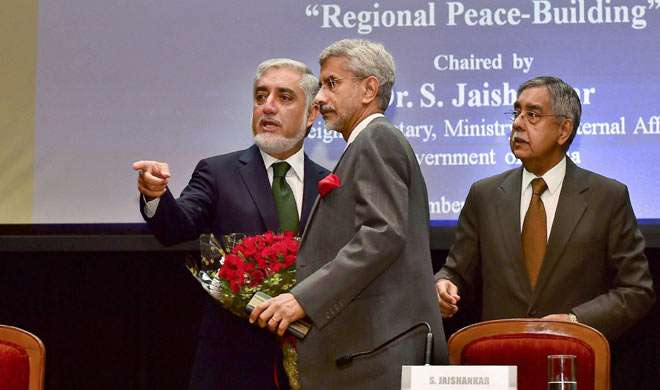 अफगानिस्तान के CEO अब्दुल्ला ने भारत को सराहा, पाकिस्तान को लगाई फटकार