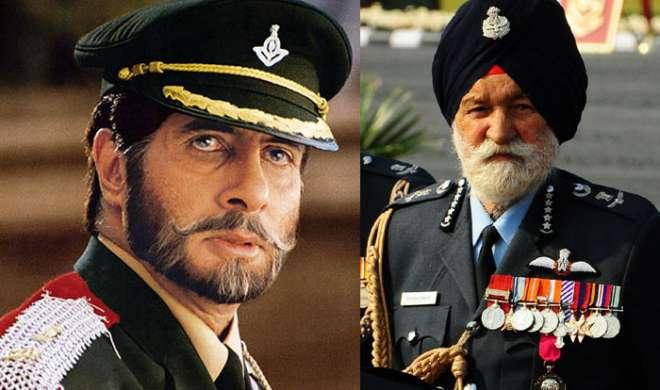 वायुसेना मार्शल अर्जन सिंह के निधन पर अमिताभ बच्चन ने जताया शोक, पढ़िए क्या कहा?