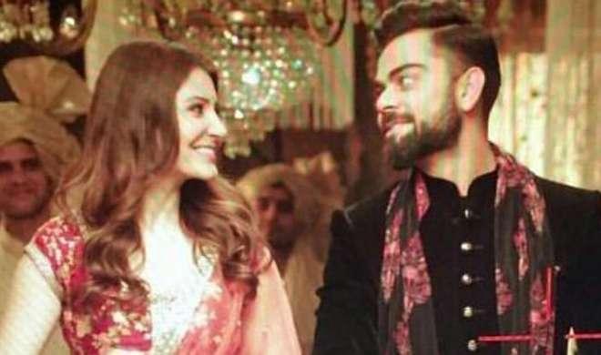 शूट के दौरान कोहली ने यूं ताड़ा अनुष्का को कि लगा कहीं शादी तो नहीं कर रहे...?