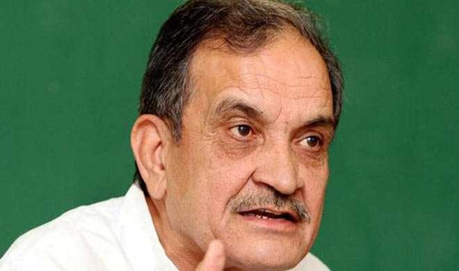 केंद्रीय मंत्री चौधरी बीरेंद्र सिंह AIIMS में भर्ती
