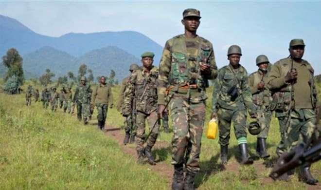कांगो लोकतांत्रिक गणराज्य में बुरुंडी के 34 शरणार्थियों की गोलीबारी में मौत