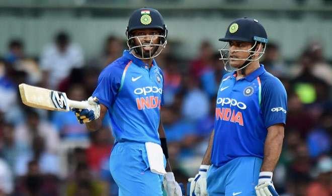 IND vs AUS, 1st ODI: भारत की जीत में पंड्या और धोनी चमके, ऑस्ट्रेलिया को 26 रन से हराया