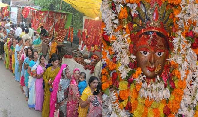नवरात्रि स्पेशल VIDEO: वाराणसी में है मां शैलपुत्री का मंदिर, दर्शन मात्र से हो जाती है हर मुराद पूरी