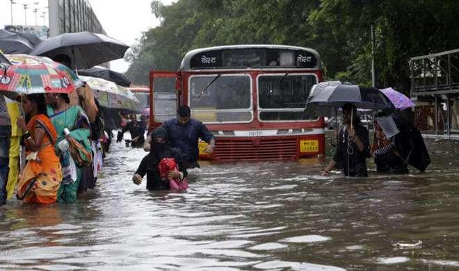 मौसम विभाग ने मुंबई और कोंकण क्षेत्र में भारी बारिश की चेतावनी जारी की