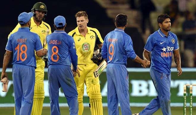 क्रिकेट लाइव स्कोर, India Vs Australia: कब और कहां देख सकते हैं इंडिया Vs ऑस्ट्रेलिया लाइव क्रिकेट मैच स्ट्रीमिंग ऑनलाइन और टीवी कवरेज