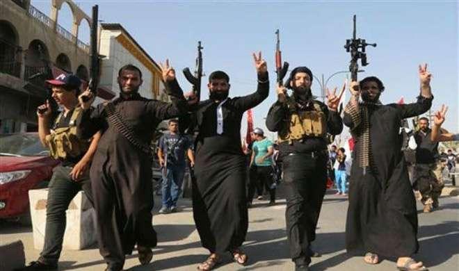 सीरियाई सीमा के पास इस्लामिक स्टेट विरोधी अभियान शुरू
