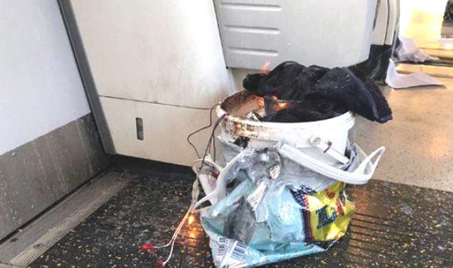 IS ने ली लंदन की अंडरग्राउंड ट्रेन में आतंकी हमले की जिम्मेदारी