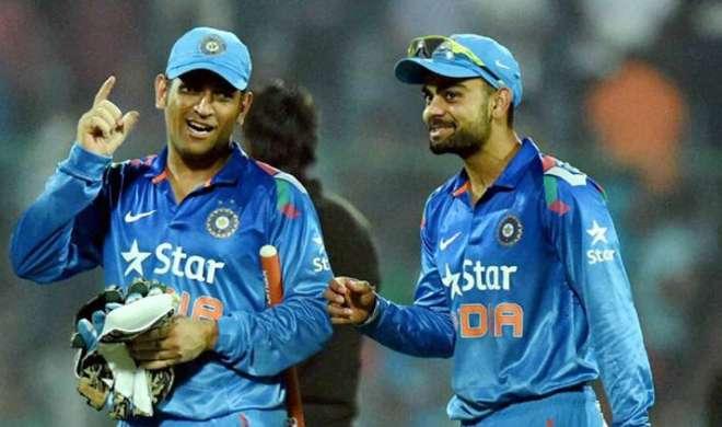 Ind vs Aus ODI series 2017: कोहली, धोनी के नाम हो सकते हैं ये रिकॉर्ड्स