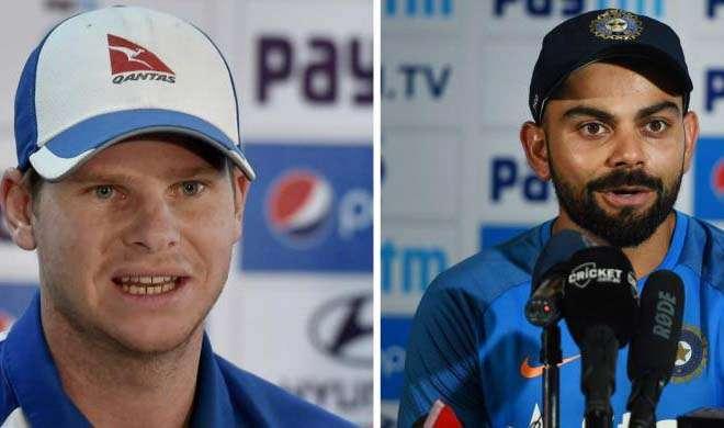 Ind Vs Aus ODI Series 2017: मैच प्रीव्यू : जीत की लय बरकरार रखना चाहेगी टीम इंडिया