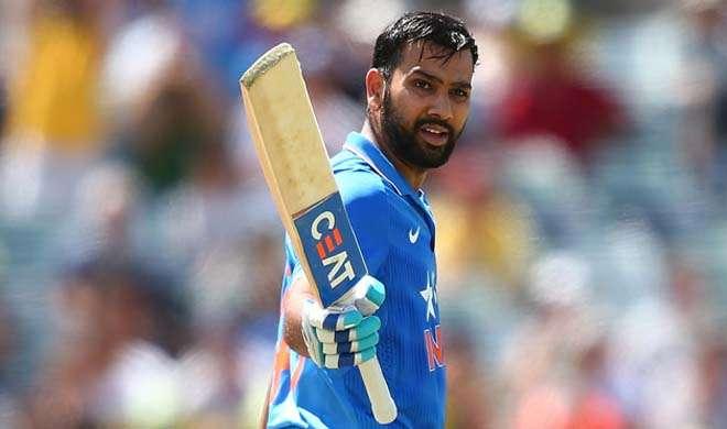 India Vs Australia ODI Series 2017: तो रोहित के साथ पहले वनडे में ये खिलाड़ी करेगा पारी का आगाज़ !