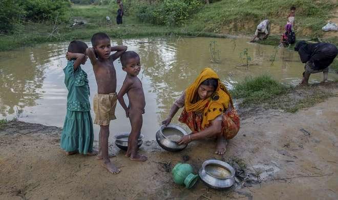 रोहिंग्या शरणार्थी संकट से जूझ रहे बांग्लादेश ने म्यांमार पर लगाया बड़ा आरोप
