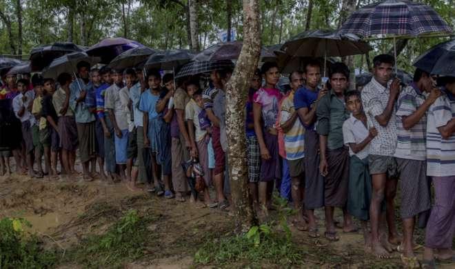 रोहिंग्या शरणाार्थियों से बांग्लादेश परेशान, बांट रहा कॉन्डम, गर्भनिरोधक